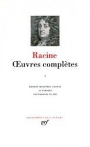 Racine, Théâtre complet